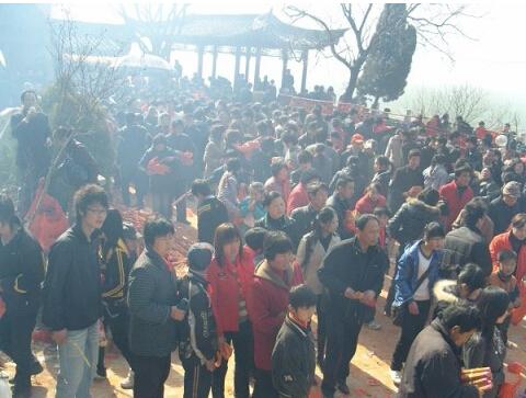 2016茅仙洞传统香火庙会圆满结束